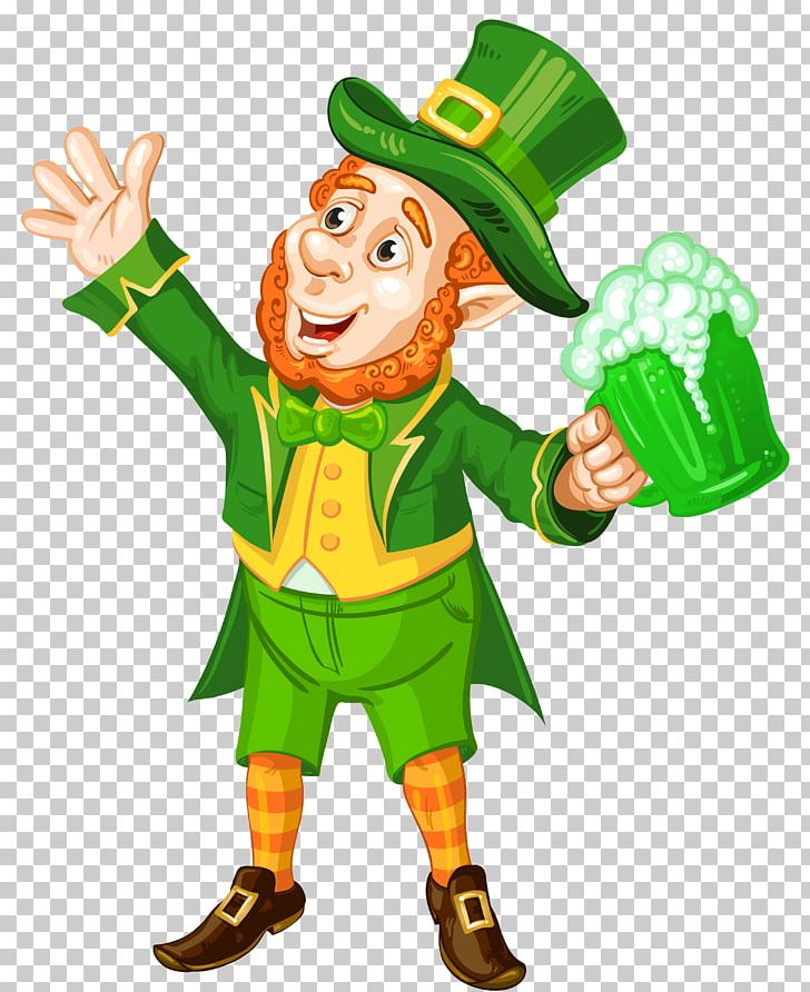 Saint Patricks Day Leprechaun March 17 Illustration PNG, Clipart, Fictional Character, Finger, Food, Green Leprechaun Cliparts, Holiday Free PNG Download