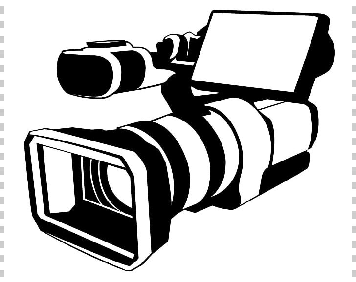 Video Camera Logo Camera Operator PNG, Clipart, Angle, Art Tv, Automotive Design, Black And White, Broadcasting Free PNG Download