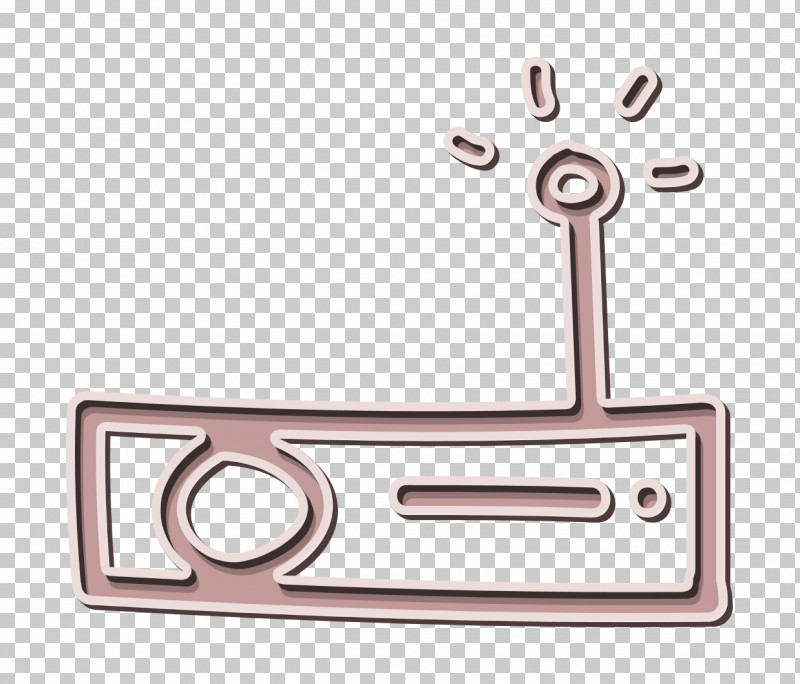 Radio Icon Hand Drawn Icon Radio Flat Hand Drawn Tool With An Antenna Icon PNG, Clipart, Bathroom, Computer Hardware, Hand Drawn Icon, Meter, Radio Icon Free PNG Download