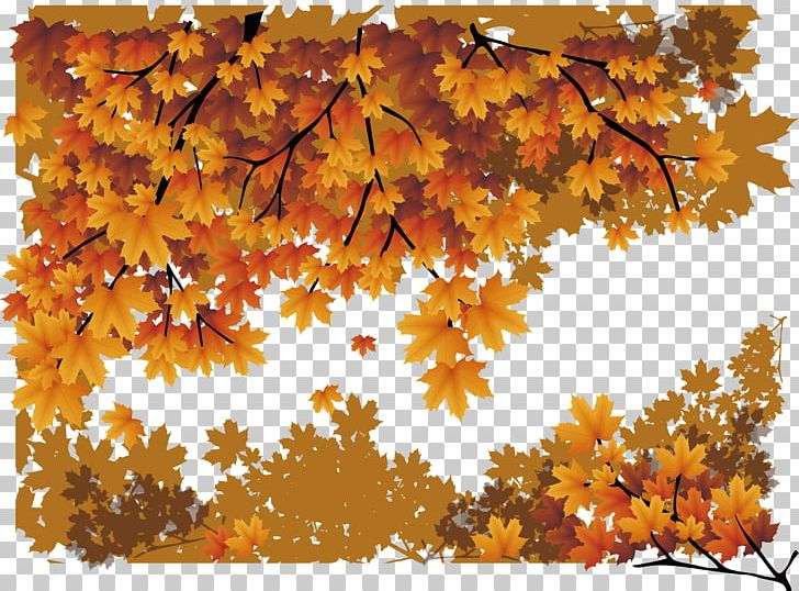 Maple Leaf Autumn Poster PNG, Clipart, Autumn Leaf, Autumn Maple Leaves, Autumn Poster, Beautiful Autumn, Branch Free PNG Download
