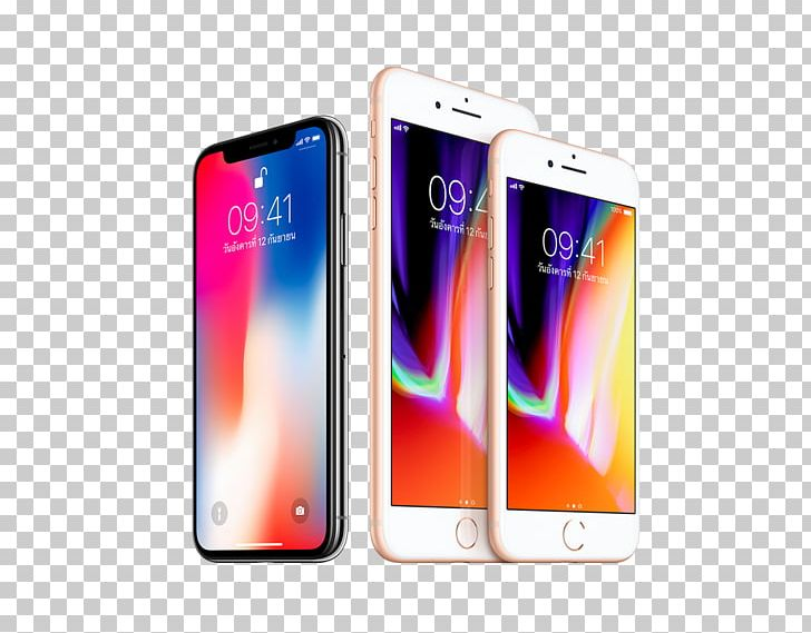 Apple IPhone 8 Plus IPhone 6 Smartphone Inductive Charging
