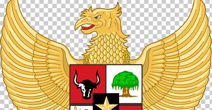 National Emblem Of Indonesia Garuda Pancasila Emblem Of