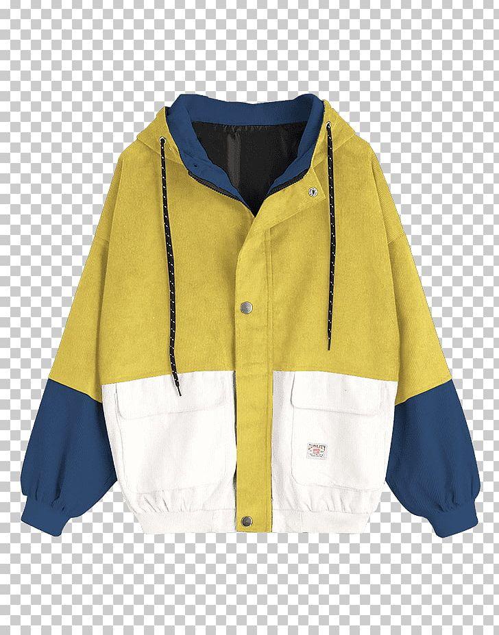 Hoodie Coat Jacket Corduroy Fashion PNG, Clipart, Clothing, Coat, Corduroy, Fashion, Hood Free PNG Download