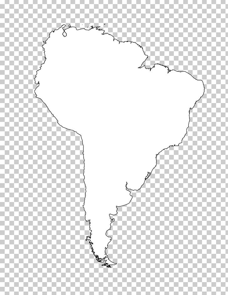 South America Latin America United States Blank Map PNG ...