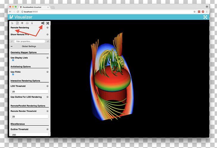 VTK Graphics Software Rendering Real Estate Kitware PNG