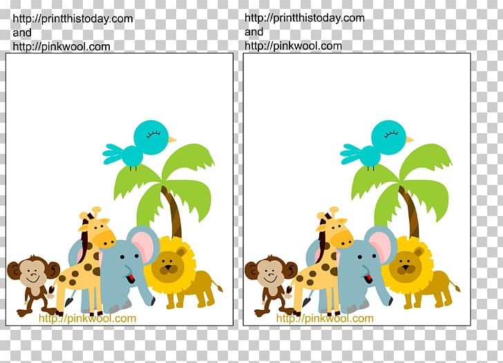Wedding Invitation Baby Shower Safari Jungle Infant PNG, Clipart, Area, Art, Baby Shower, Cartoon, Cuteness Free PNG Download