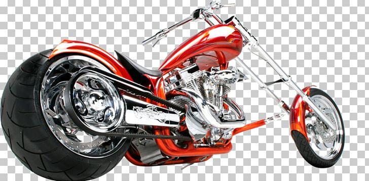 Orange County Choppers Custom Motorcycle Harley-Davidson PNG