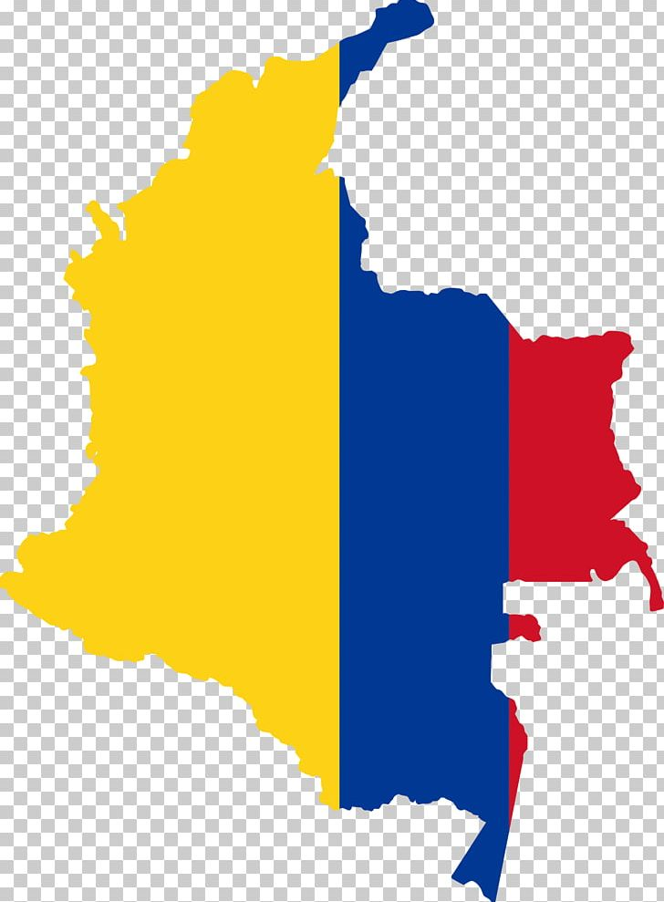 Flag Of Colombia Map Colombian Presidential Election PNG ...