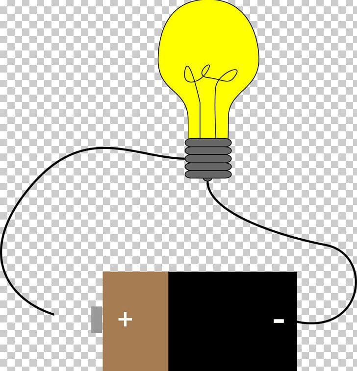 Incandescent Light Bulb Electrical Network Circuit Diagram