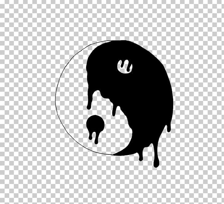 Yin And Yang Symbol Black And White Drawing PNG, Clipart, Avatar, Black, Black And White, Darkness, Desktop Wallpaper Free PNG Download
