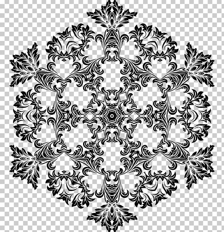Floral Design Logo PNG, Clipart, Art, Black, Black And White, Circle, Computer Icons Free PNG Download