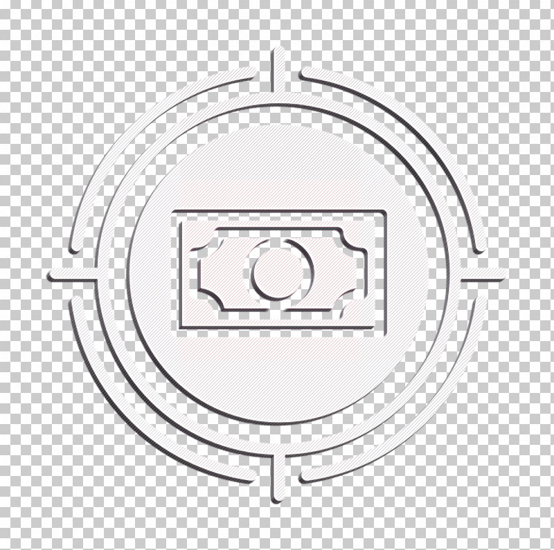 Target Icon Investment Icon Business And Finance Icon PNG, Clipart, Blackandwhite, Business And Finance Icon, Circle, Emblem, Investment Icon Free PNG Download