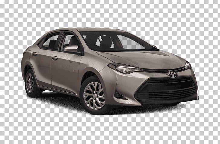 2018 Toyota Corolla Le Sedan Car Png