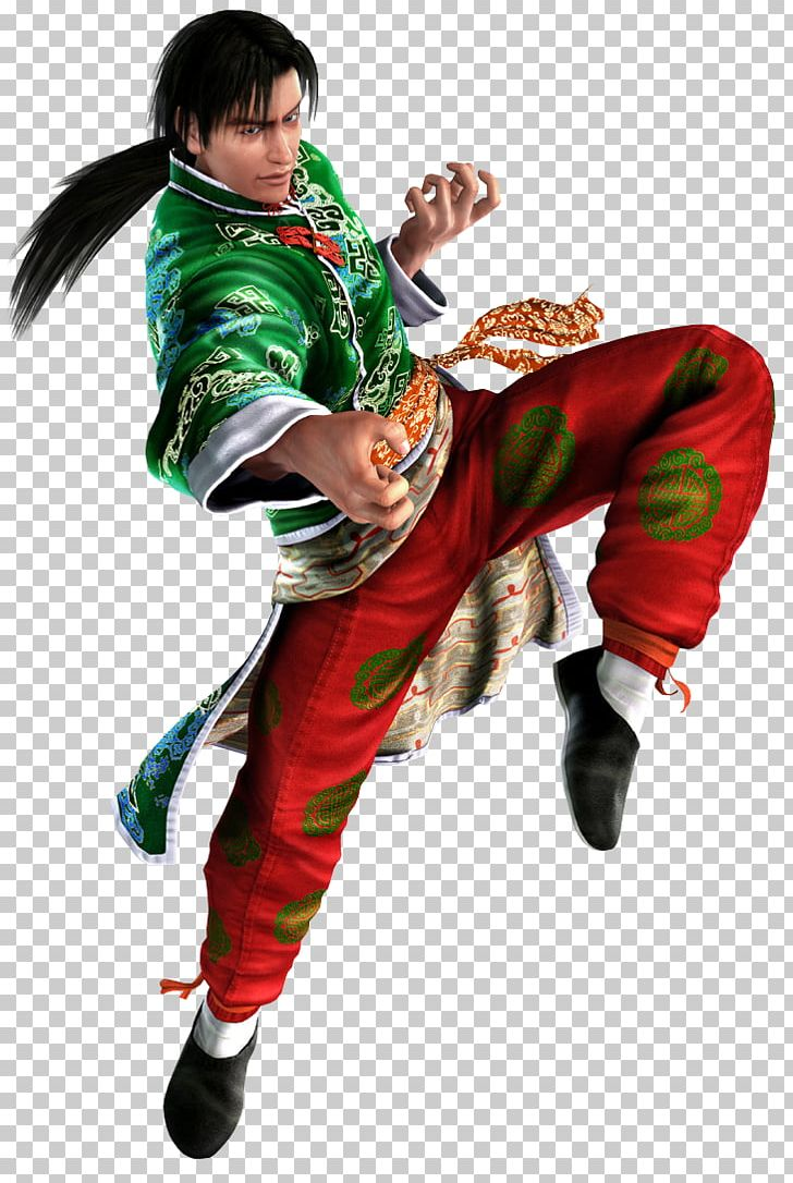 Lei Wulong Tekken 5 Dark Resurrection Tekken Tag Tournament 2