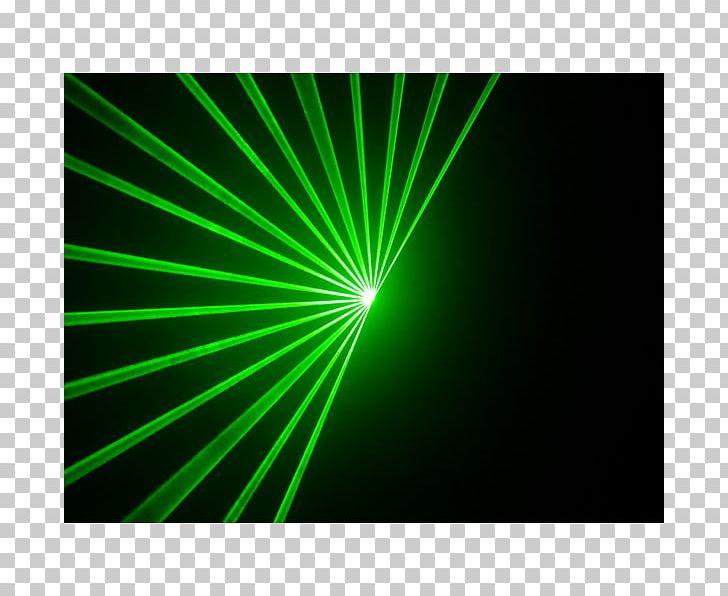 Laser Lighting Display