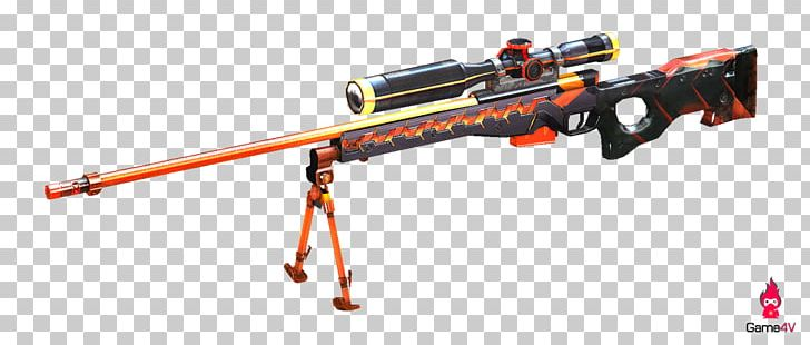 Weapon Accuracy International Arctic Warfare CrossFire Sniper Rifle
