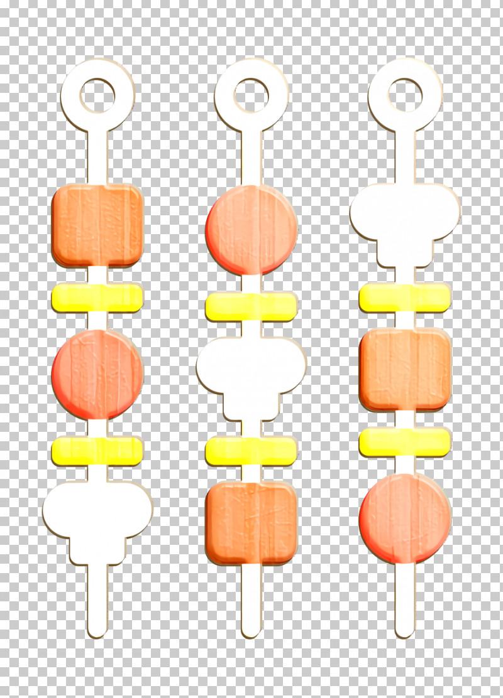 Shish Kebab Icon Food And Restaurant Icon Fast Food Icon PNG, Clipart, Fast Food Icon, Food And Restaurant Icon, Line, Meter, Orange Free PNG Download