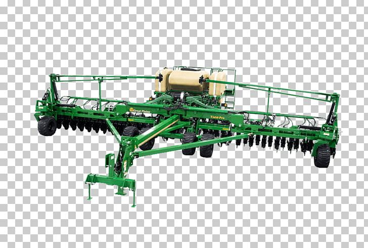 Planter Seed Drill Sowing Machine Three-point Hitch PNG