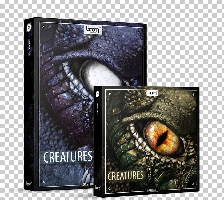 Creatures: Sound Effects Sample Library Sound Design PNG