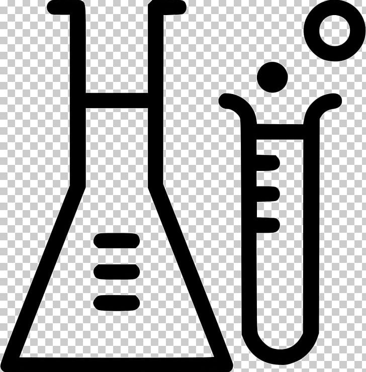 Laboratory Flasks Test Tubes Chemical Reaction Chemistry PNG, Clipart, Angle, Area, Black, Black And White, Chemical Free PNG Download