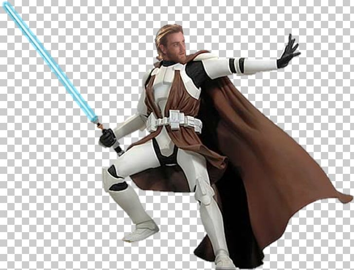 Obi-Wan Kenobi Star Wars: The Clone Wars Clone Trooper Star