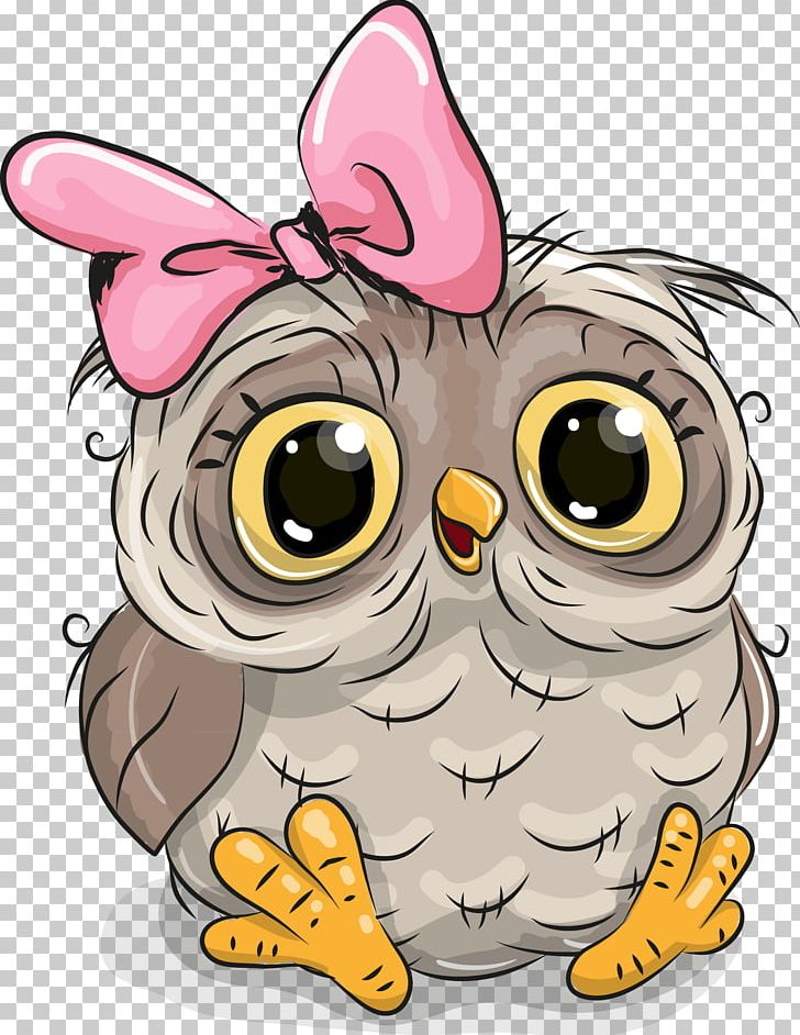 Owl Cartoon Stock Illustration Illustration PNG, Clipart ...