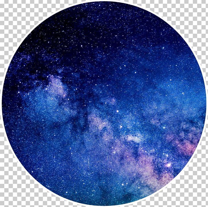 Galaxy planet. Milky way astronomy nebula