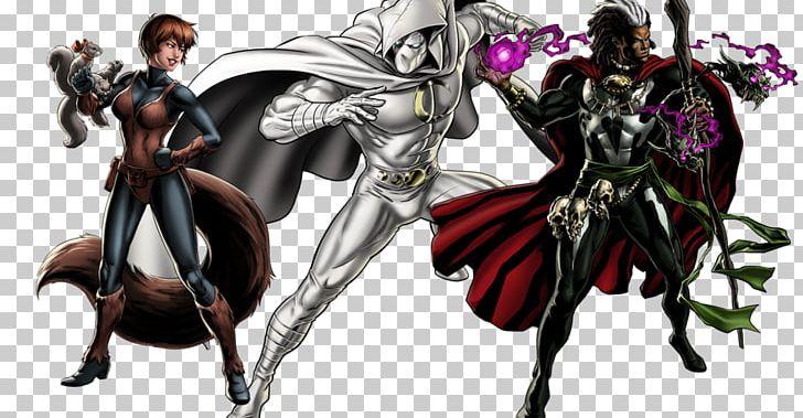 Doctor Strange Marvel: Avengers Alliance Clea Angela Brother