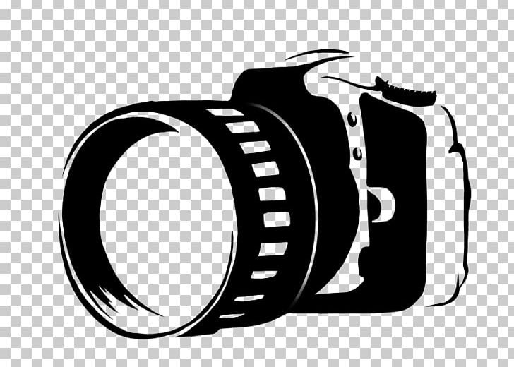 Photography Logo Camera Png Clipart Adobe Camera Raw Black Black And White Brand Camera Free Png