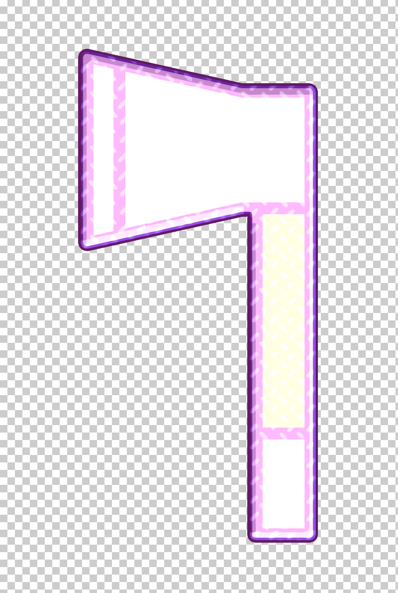 Axe Icon Miscellaneous Icon Hunting Icon PNG, Clipart, Axe Icon, Hunting Icon, Light, Line, Magenta Free PNG Download
