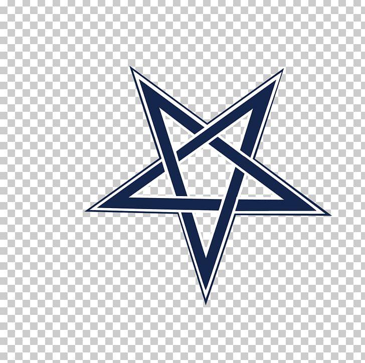 Pentagram Sigil Of Baphomet Wicca Satanism PNG, Clipart, Angle, Baphomet, Blue, Brand, Cross Of Saint Peter Free PNG Download