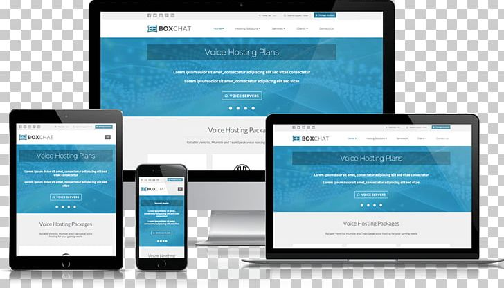 Responsive Web Design Template Theme Computer Software Png Clipart Bootstrap Brand Business Chat Box Communication Free