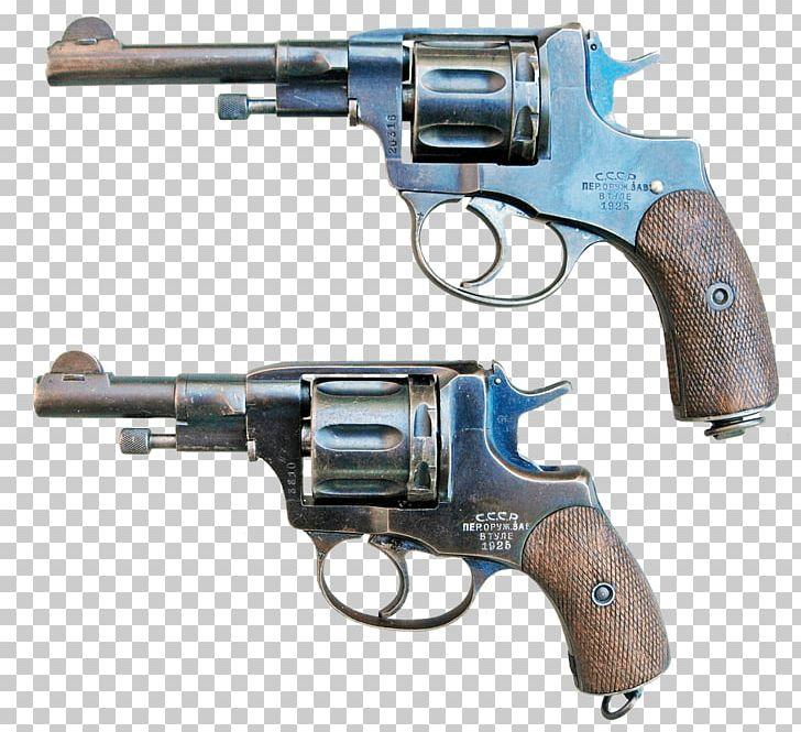 Revolver Trigger Nagant M1895 Gun Barrel 7 62×38mmR PNG