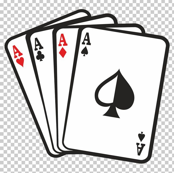 Poker Graphics Bicycle Playing Cards Card Game Png Clipart Ace Area Bicycle Playing Cards Black And