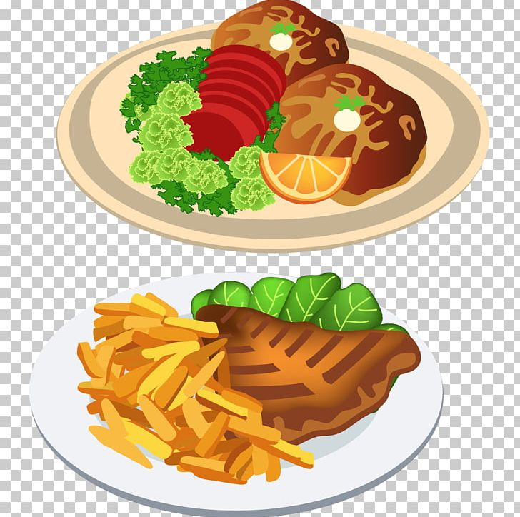 Food dinner. Fast png clipart american