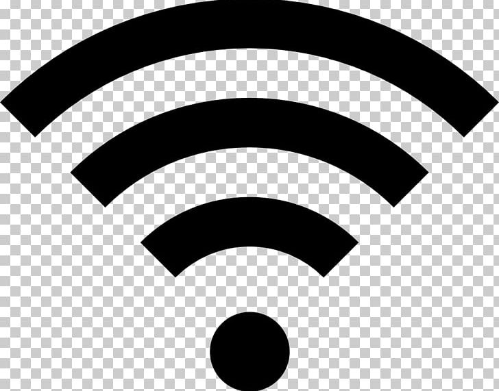 Wi-Fi Wireless Network Icon PNG, Clipart, Angle, Black, Black And White, Computer Icons, Electronics Free PNG Download