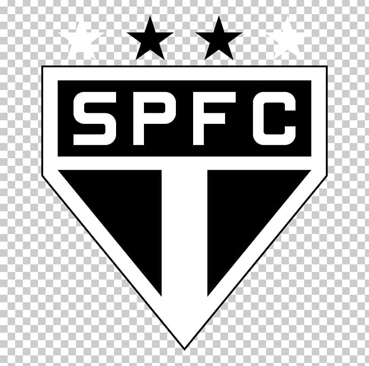 509572dcad53f São Paulo FC Logo Black Emblem PNG, Clipart, Angle, Area, Black, Black And  White, Black M ...