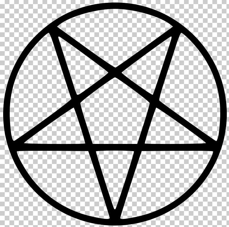 Pentagram Pentacle Sigil Of Baphomet Satanism PNG, Clipart, Angle, Area, Baphomet, Black, Black And White Free PNG Download