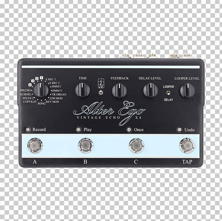 TC Electronic Alter Ego X4 Vintage Echo Effects Processors