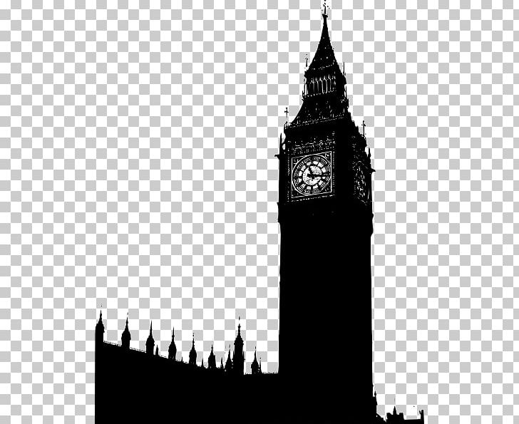 Big Ben Palace Of Westminster Silhouette Png Clipart Arch