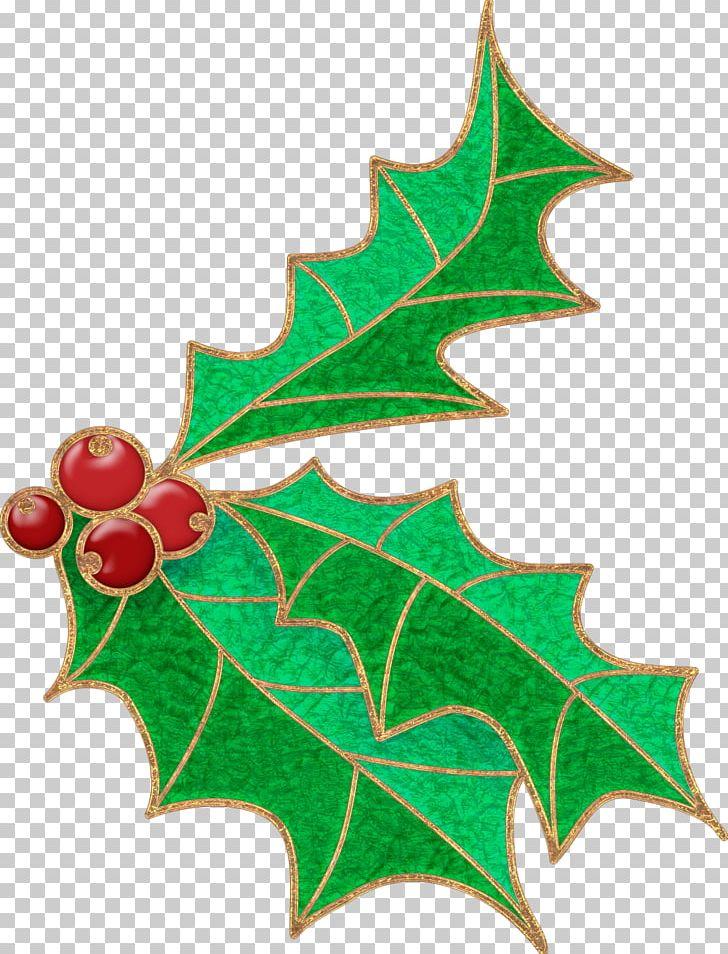 Christmas Leaf Png.Christmas Ornament Aquifoliales Leaf Png Clipart
