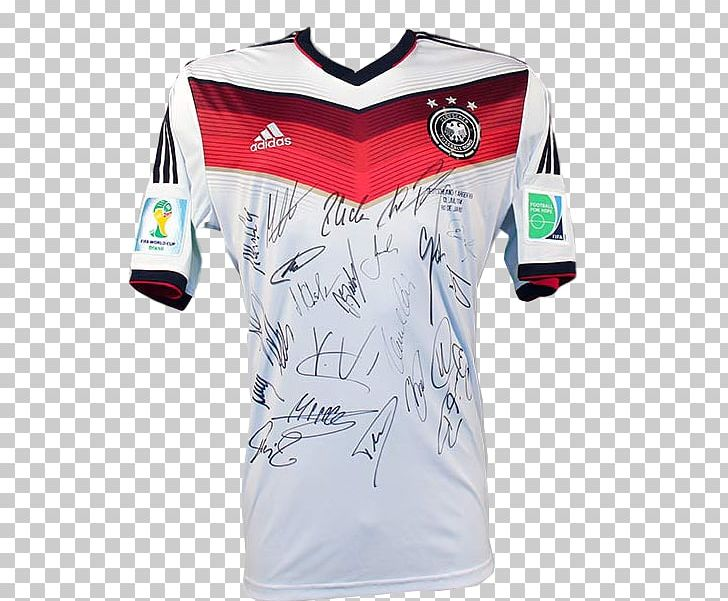 35030d8d616 2014 FIFA World Cup Final 2018 World Cup Germany National Football Team T- shirt PNG