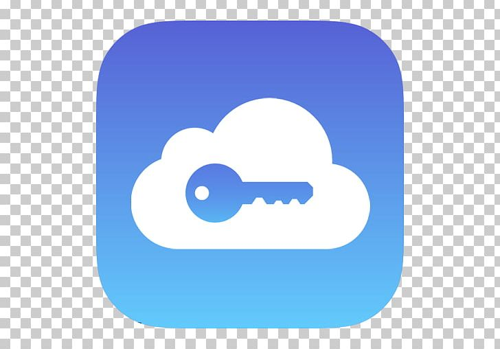 ICloud IPhone Apple Keychain Access PNG, Clipart, Apple, App Store, Area, Backup, Blue Free PNG Download