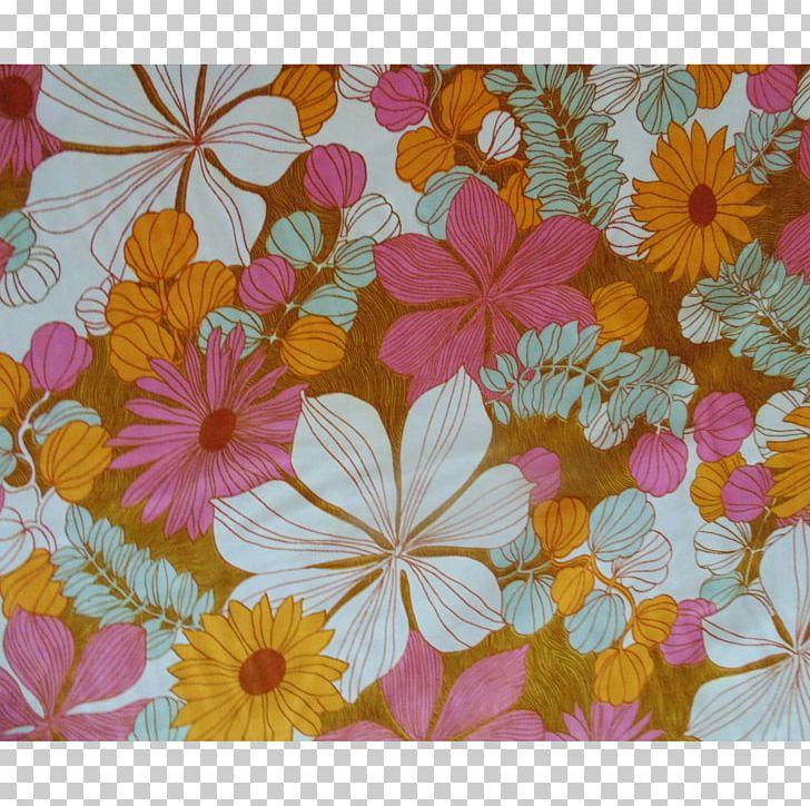 Floral Design Textile Vintage Flower Yard PNG, Clipart, 5 Th Avenue, Cotton, Cotton Fabric, Flannel, Flora Free PNG Download