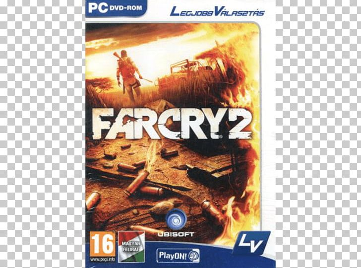 Far Cry 2 Far Cry 3 Xbox 360 Ubisoft PNG, Clipart, Free PNG Download