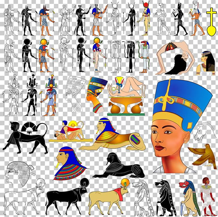 Ancient Egyptian Deities Egyptian Language PNG, Clipart