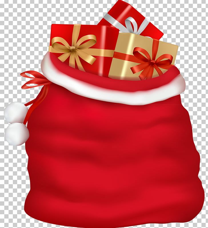 Santa Claus Christmas Gift PNG, Clipart, Bag, Can Stock Photo, Christmas, Christmas Decoration, Christmas Gift Free PNG Download