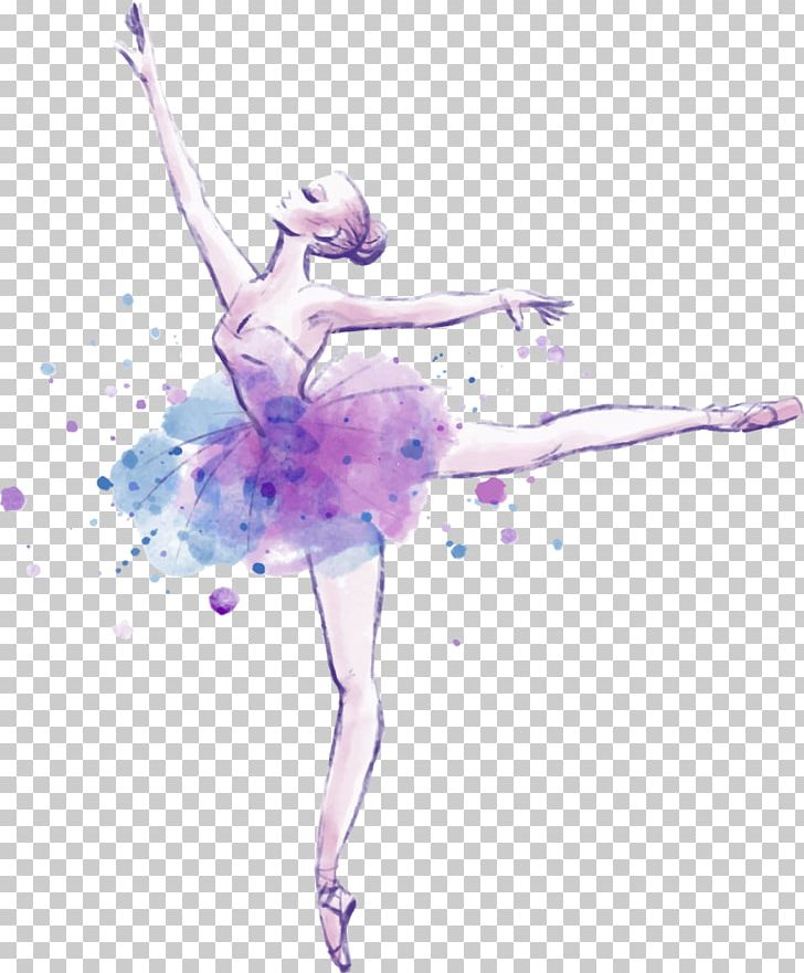 Ballet Dancer Drawing Watercolor Painting Png Clipart Art Ballet Ballet Dancer Costume Design Dance Free Png