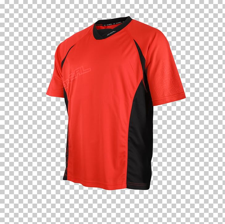 Jersey T-shirt Sleeve Clothing Sweater PNG, Clipart, Active Shirt, Clothing, Cycling Jersey, Downhill Mountain Biking, Fox Racing Free PNG Download