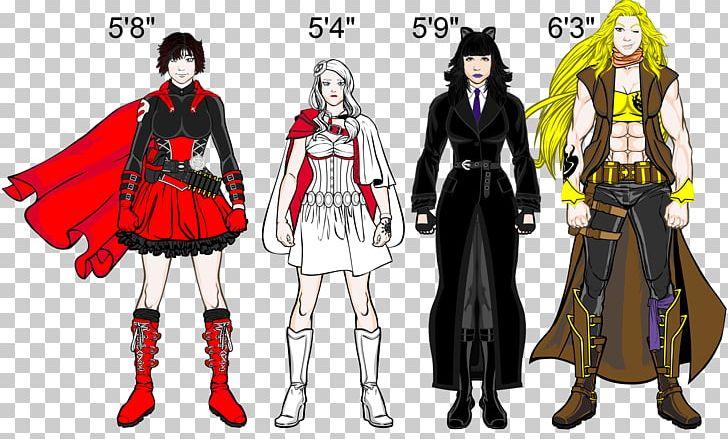 Yang Xiao Long Concept Art Anime Concept Art PNG, Clipart